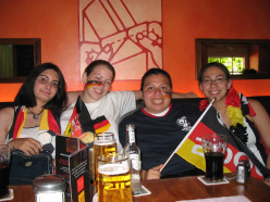 Immigration to Germany will only help the German National Soccer Team.