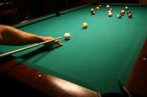 Pool Tables are fun entertainment and great competition between players. Many pool games can be played on a billiard table including 8 ball and 9 ball.