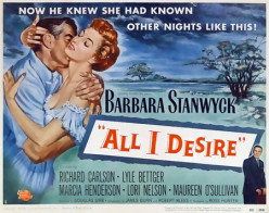 Douglas Sirk-More than Melodrama: All I Desire (1953)