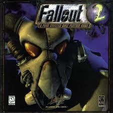 Fallout two start menu