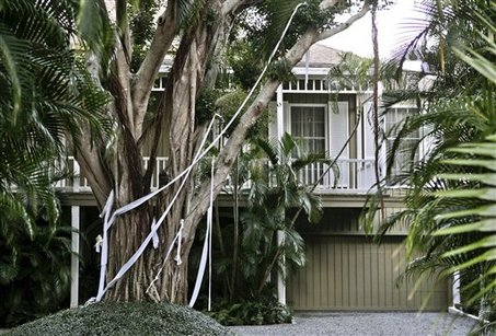 Bernie's House in Florida