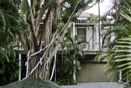 Bernie's House in Florida