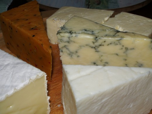 With the variety of cheeses available, they are some of the best protein snacks you can eat.