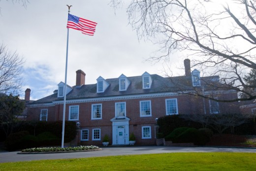 Embassy of the United States of America at Yarralumla, Canberra (ACT, Australia)