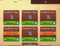 Tier One Pattern Vendor Locations, OAC