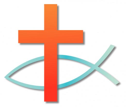 Christian Symbols by Gerbilo