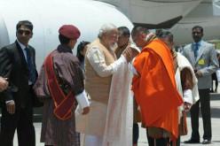 Narendra Modi ,PM Of India ,Visits To Bhutan