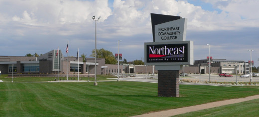 Northeast Community College in Norfolk, Nebraska, welcomes you.