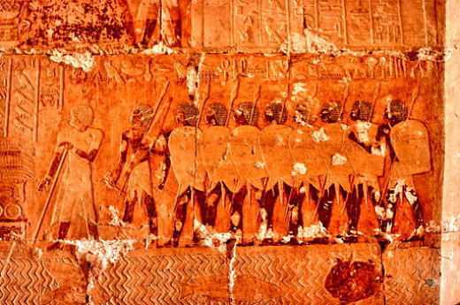 Egyptian Expedition to Punt During Reign of Hatshepsut