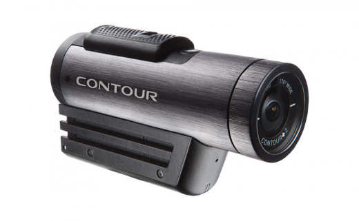The sleek design of the Contour 2+ is a major selling point.