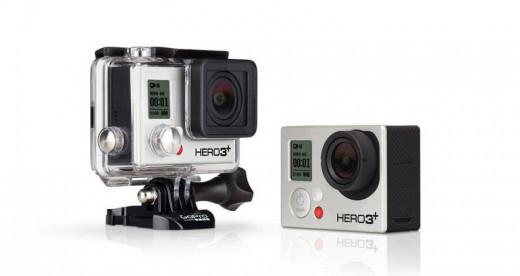 GoPro Cameras are still the standard.