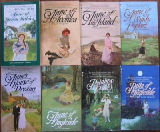 My favorite book series:)