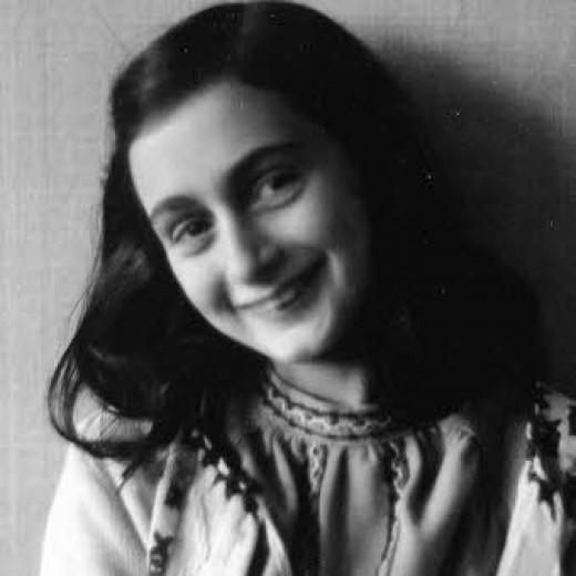 Anne Frank :)
