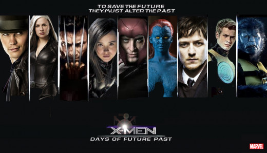 ''X-Men: Days of Future Past'' (2014)