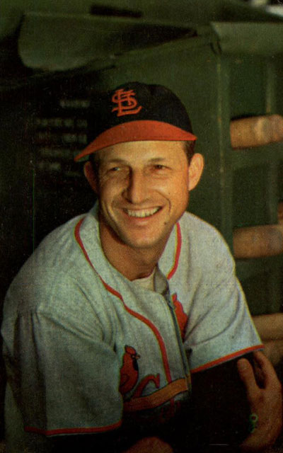 Stan Musial was one of the greatest players of all time. He was also the last living member of the 1942 and 1944 Cardinals before he died in 2013.