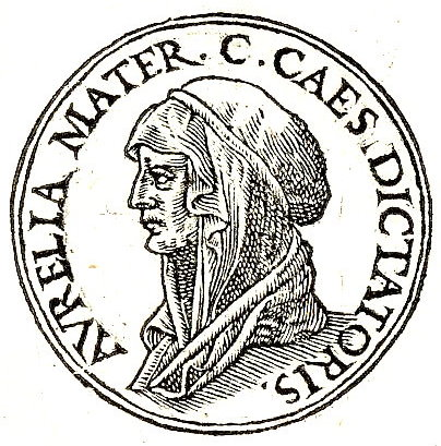 Aurelia mother of Julius Caesar