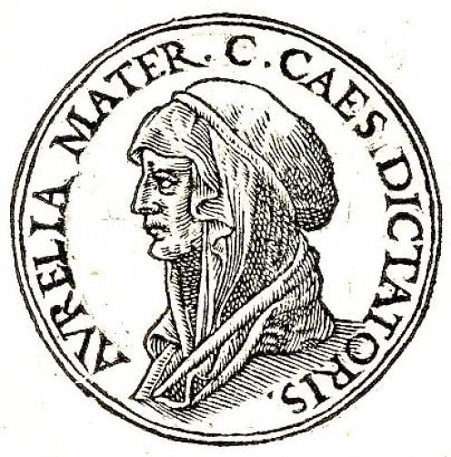 Aurelia mother of Julius Caesar