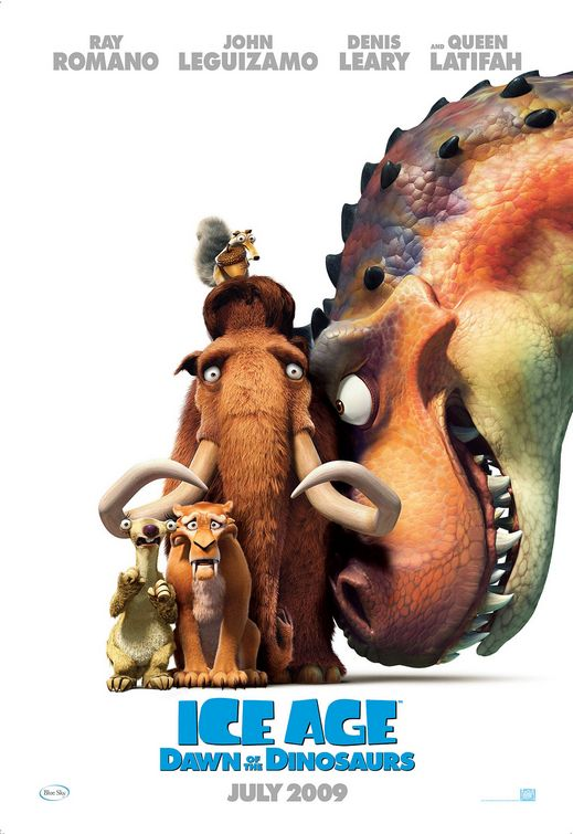 ''Ice Age: Dawn of the Dinosaurs'' (2009)