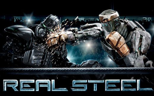 ''Real Steel'' (2011)