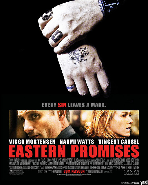 ''Eastern Promises'' (2007)