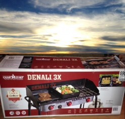 Camp Chef Denali 3X Camp Stove Review