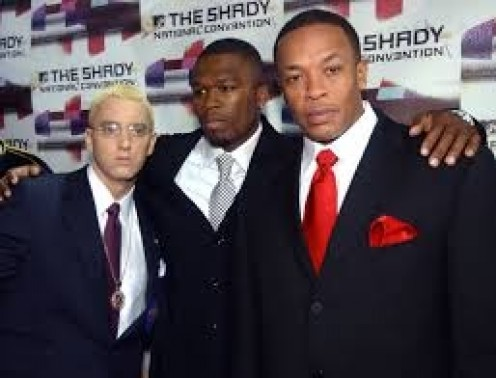 Dr. Dre has discovered and worked with many talented rappers including Eminem and 50 Cent. Dre does not put any music out until he feels it is perfected.