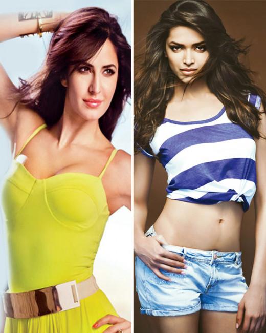 We hear that Ranbir Kapoor's current girlfriend Katrina Kaif, is