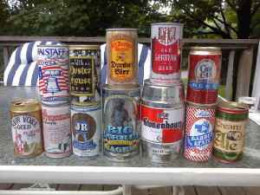 I don't collect beer cans anymore but even if I did, Boxer would not be worthy of enshrinement on my shelf!