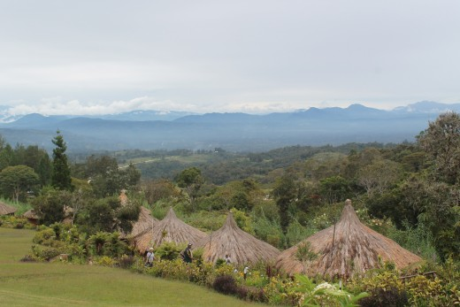 Village, Papua New Guinea