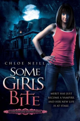 Cover photo of Some Girls Bite by Chloe Neill