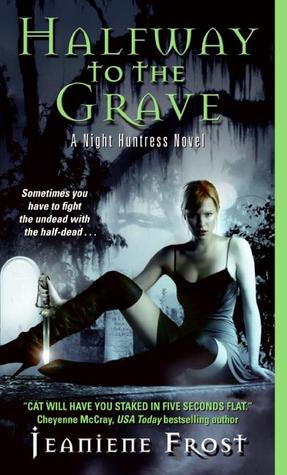 Cover photo of Halfway to the Grave, by Jeaniene Frost