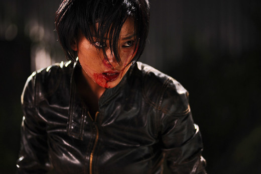 Veronica Ngo plays Trinh in Clash a.k.a. Bay Rong