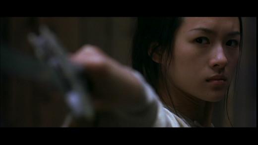 Zhang Ziyi as Jiao Long In Crouching Tiger, Hidden Dragon