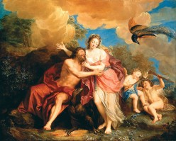 Danae and Zeus: A Love Story From Greek Mythology