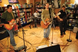 You can find some very good bands in coffee house settings