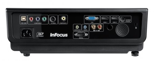 InFocus IN3118HD 3600 Lumens 1080p DLP Projector
