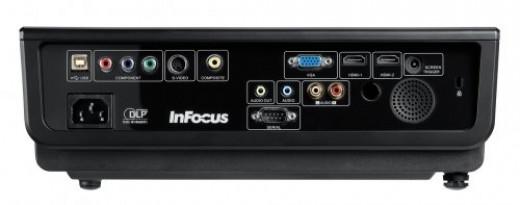 InFocus IN3118HD 3600 Lumens 1080p DLP Projector