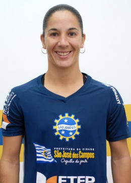 Bage, one of Brazil's best female player