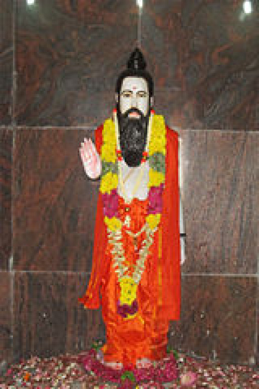 The Legend Of Agastya Muni Is Linked With Pondicherry