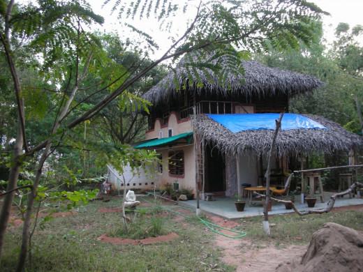 House In Auroville, Pondicherry