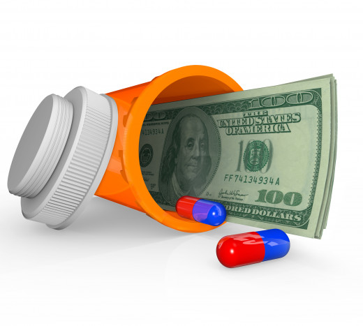 Eat Healthy to Save Money=Less Pills!