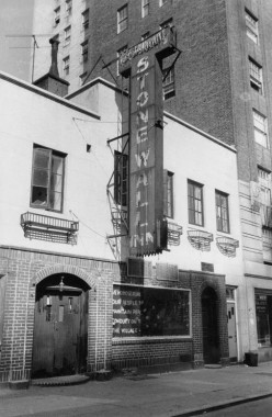 Raising the Rainbow - the Stonewall Riots