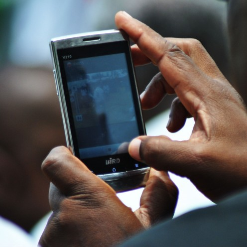 Phone is as indispensable as the Internet
