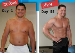 The CEO lost weight but Gain Muscle in less than 55 Days.