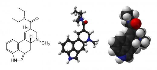 LSD structure