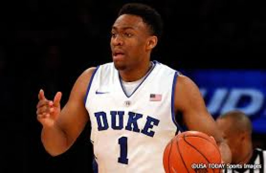 Will the Cleveland Cavaliers take Jabari Parker with the first overall pick?