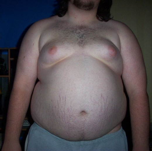 How do I get rid of these Love handles?