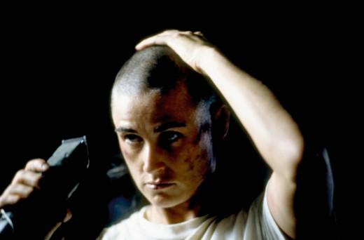 Demi Moore as Jordan O'Neill a.k.a G.I. Jane