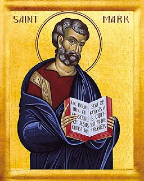 The Gospel of Mark believed to be the first one written around 70 CE