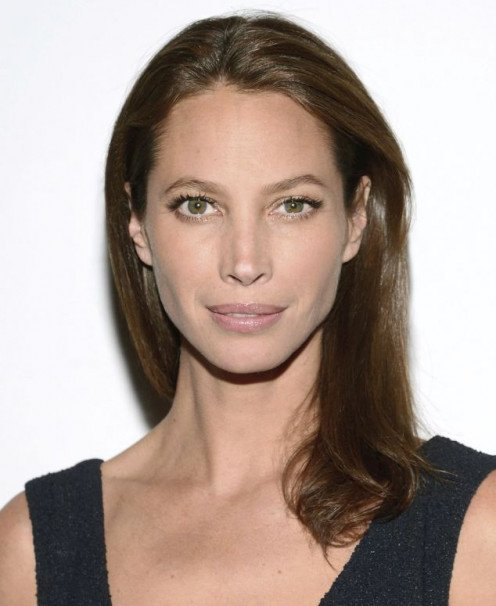 At 45, Chrissy Turlington is the poster-woman for the health and radiance yoga can bring